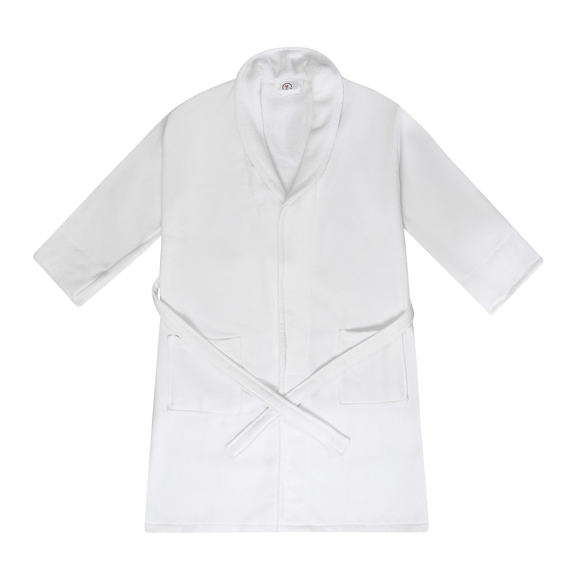 Халат двухсторонний Asil 3xl white
