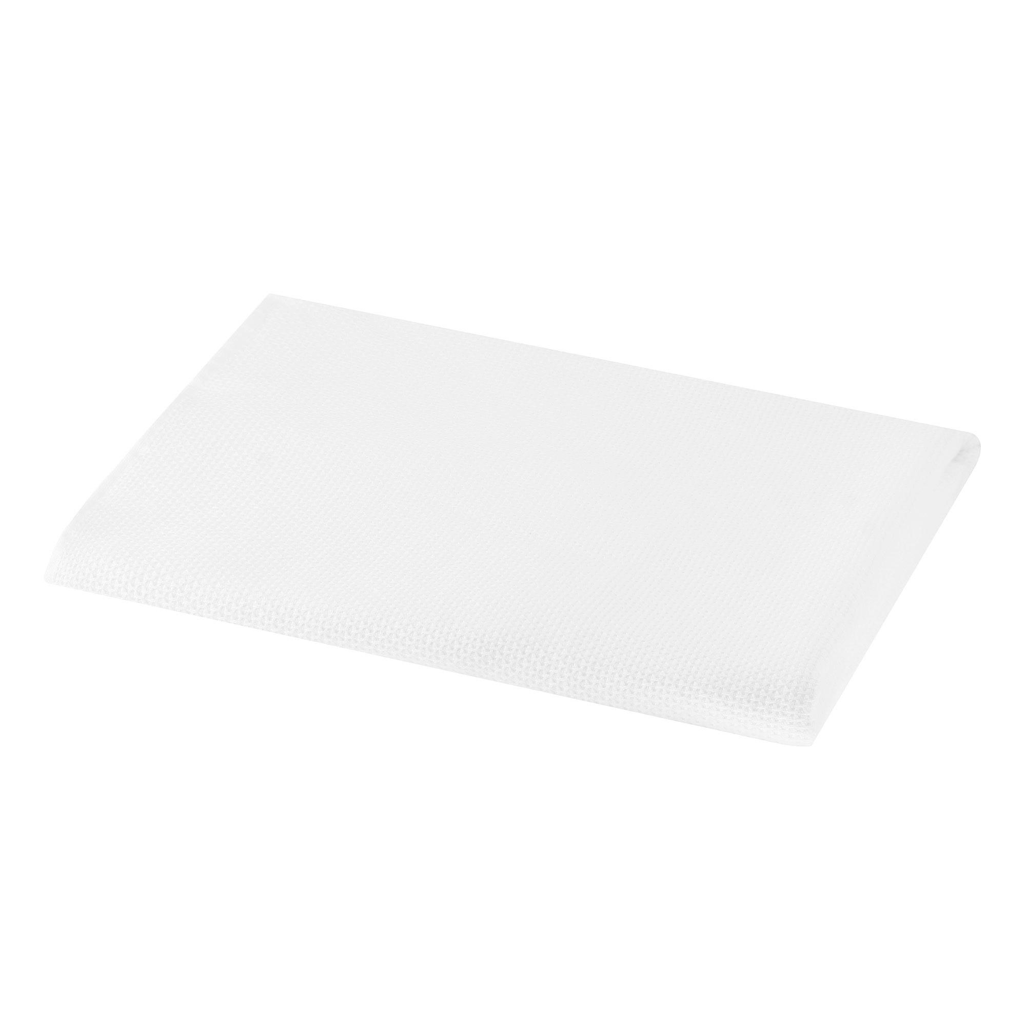 Полотенце двухстороннее Asil 70x140 white.