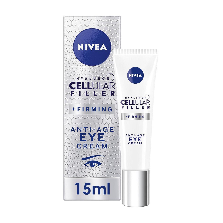 Крем-филлер Nivea для кожи вокруг глаз Hyaluron Cellular Filler 15 мл