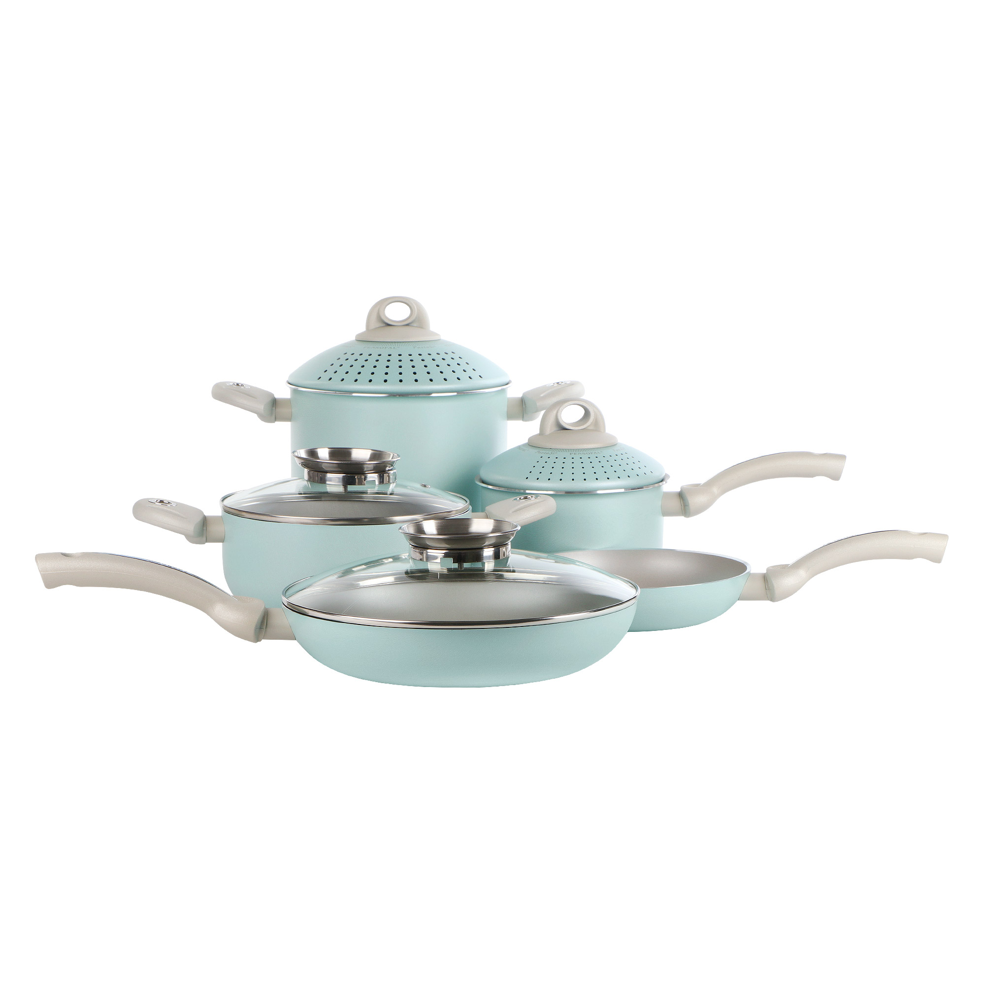 Набор посуды Pensofal Tiffany 9 предметов