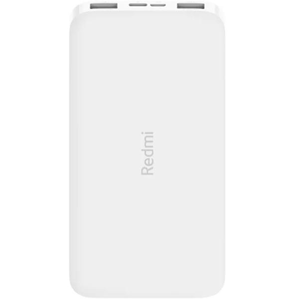 Внешний аккумулятор Xiaomi Redmi Power Bank 10000 мАч, белый