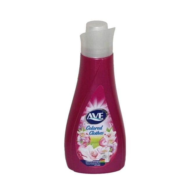 Жидкое средство для стирки AVE Colored Clothes для цветных вещей 1 л недорого
