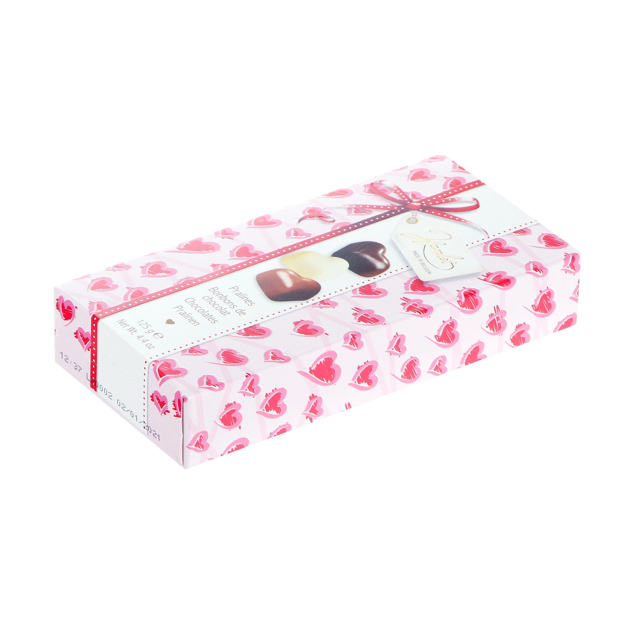Конфеты шоколадные Hamlet Love Hearts 125 г фото