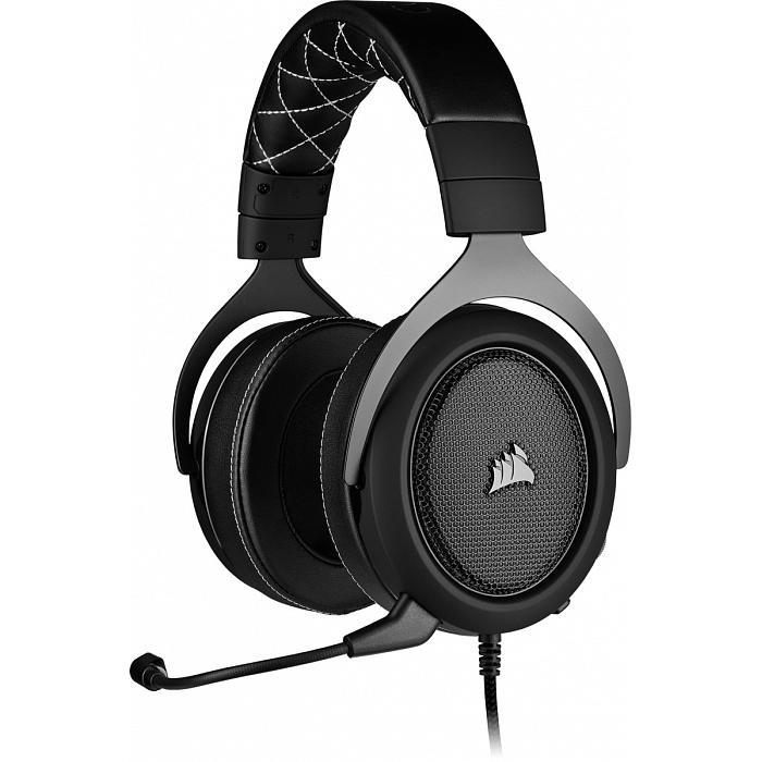 Фото - Наушники Corsair HS50 PRO STEREO Gaming Headset компьютерная гарнитура corsair hs50 pro stereo gaming headset черный матовый