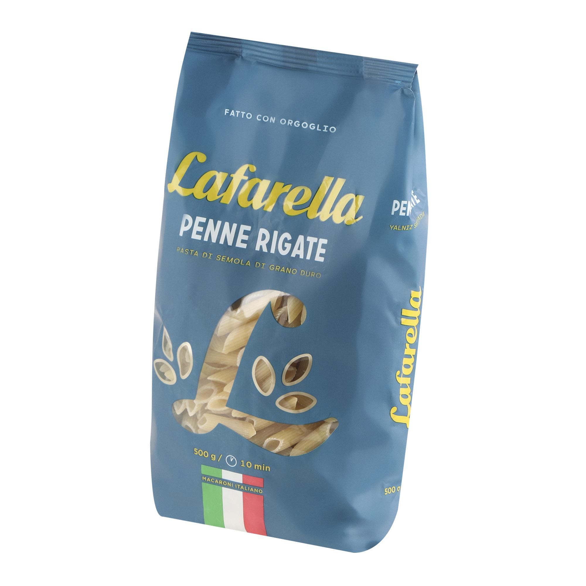 Макароны Lafarello Перо 500 г макароны arrighi ньокетти 500 г