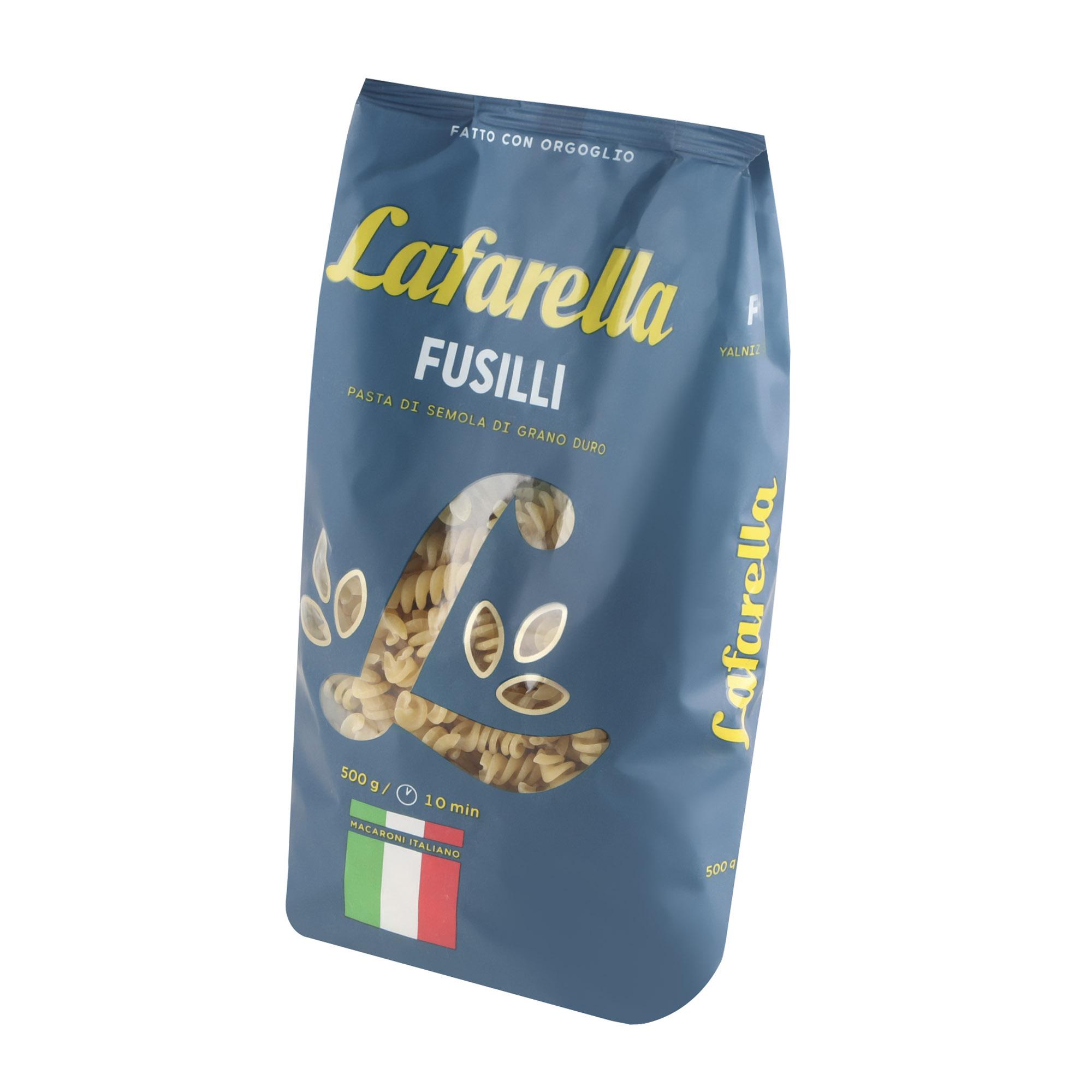 Макароны Lafarello Спираль 500 г макароны arrighi ньокетти 500 г