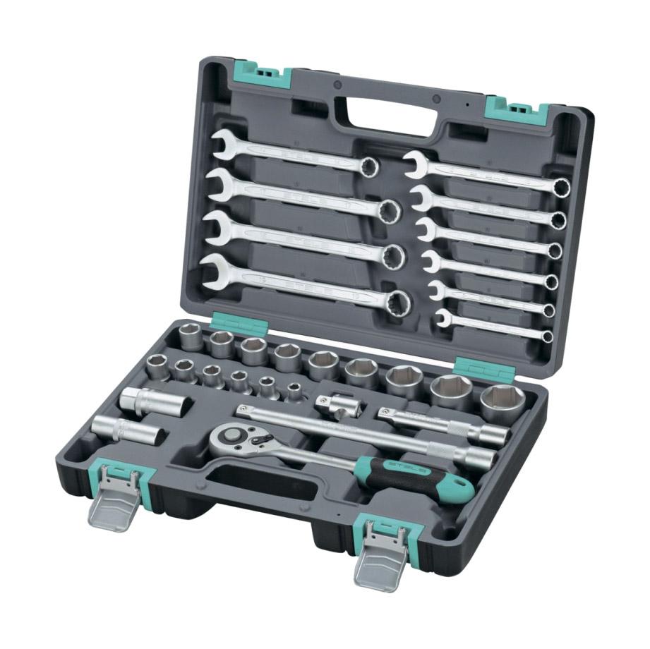 Набор инструментов Stels 1/2 CrV 31 предмет
