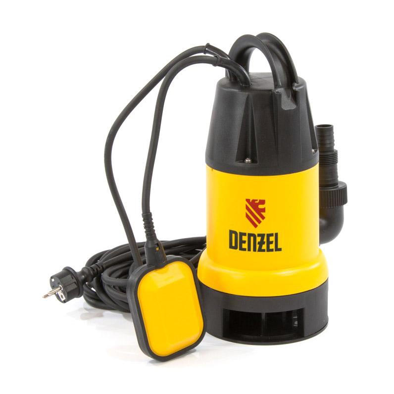 Насос дренажный Denzel DP900 900 Вт 8,5м 14000 л/ч