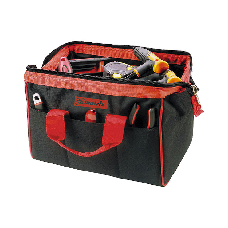 Сумка для инструмента Matrix 14 карманов 31,5х21,5х22,5 см сумка для инструмента bosch 1618dz3gb5