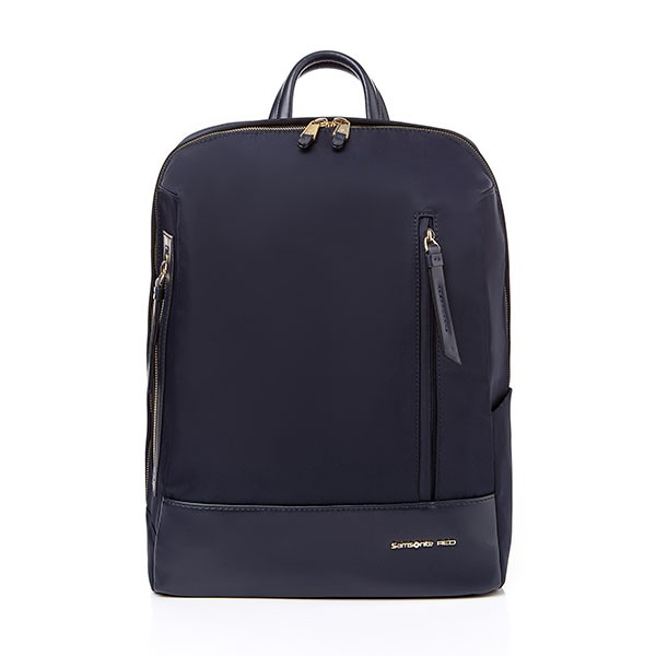 Рюкзак Samsonite Serol синий 27х14х37,5 см рюкзак chill синий деним