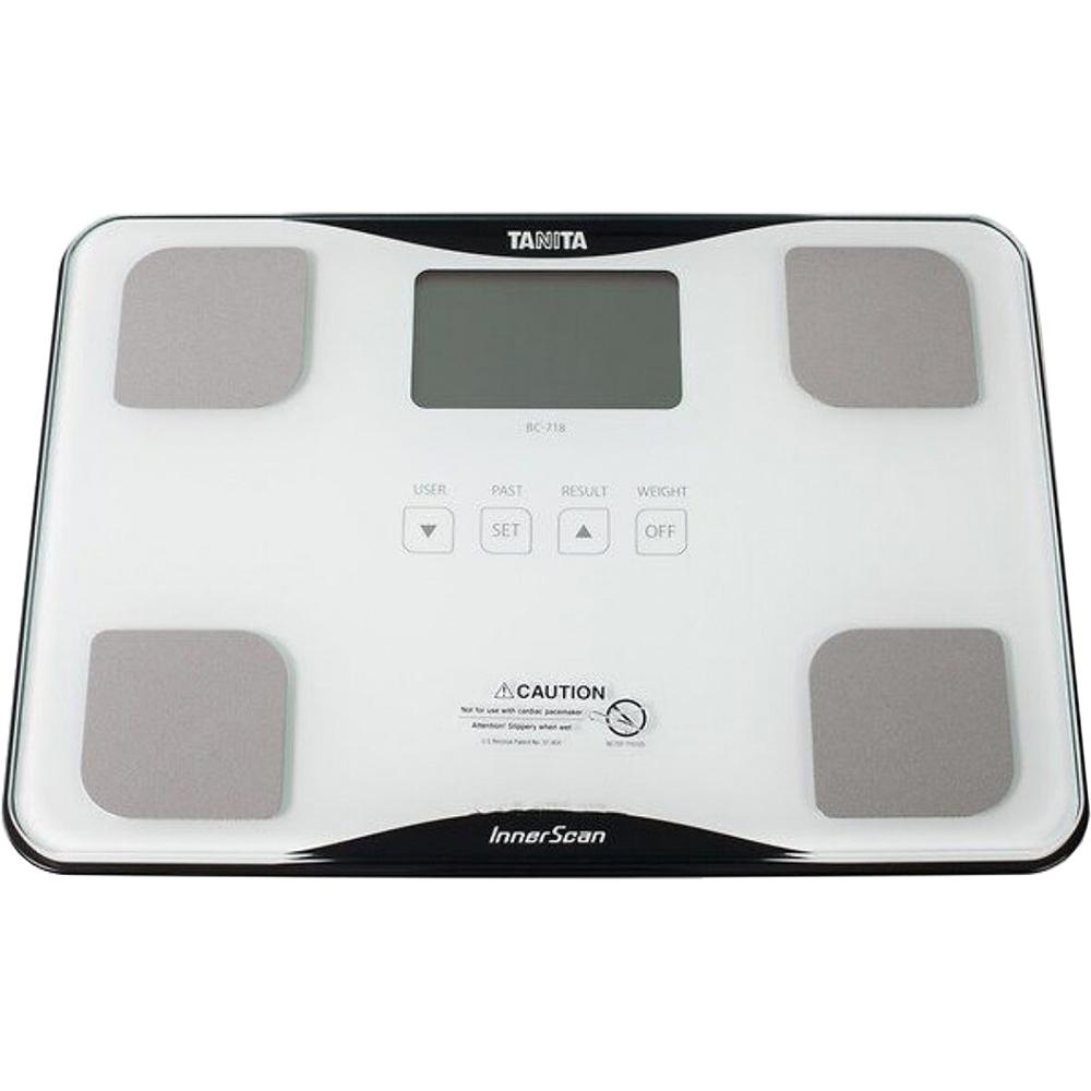 Напольные весы Tanita ВС-718S White