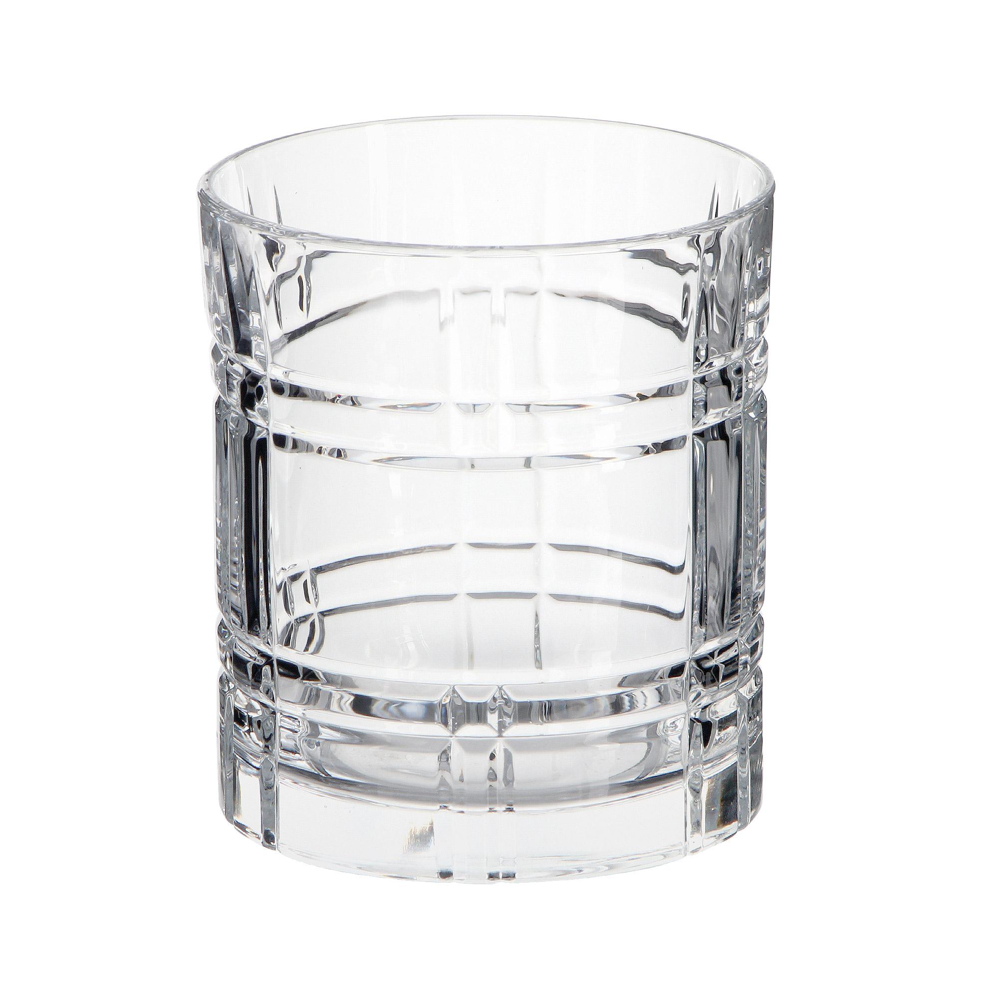 Набор стаканов для виски RCR 337 мл 6 шт