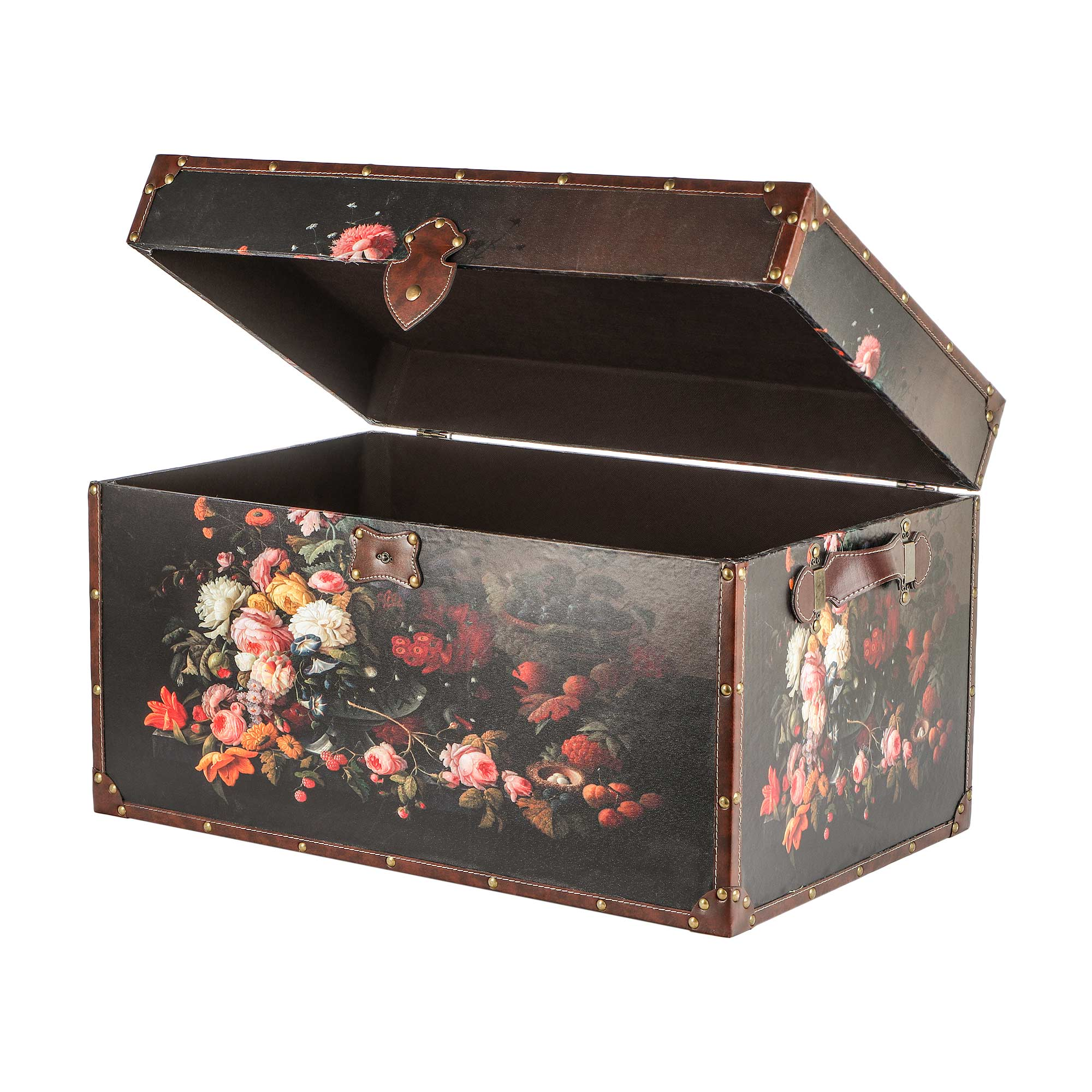 Сундук Fuzhou fashion home flower composition 69х43х40 см