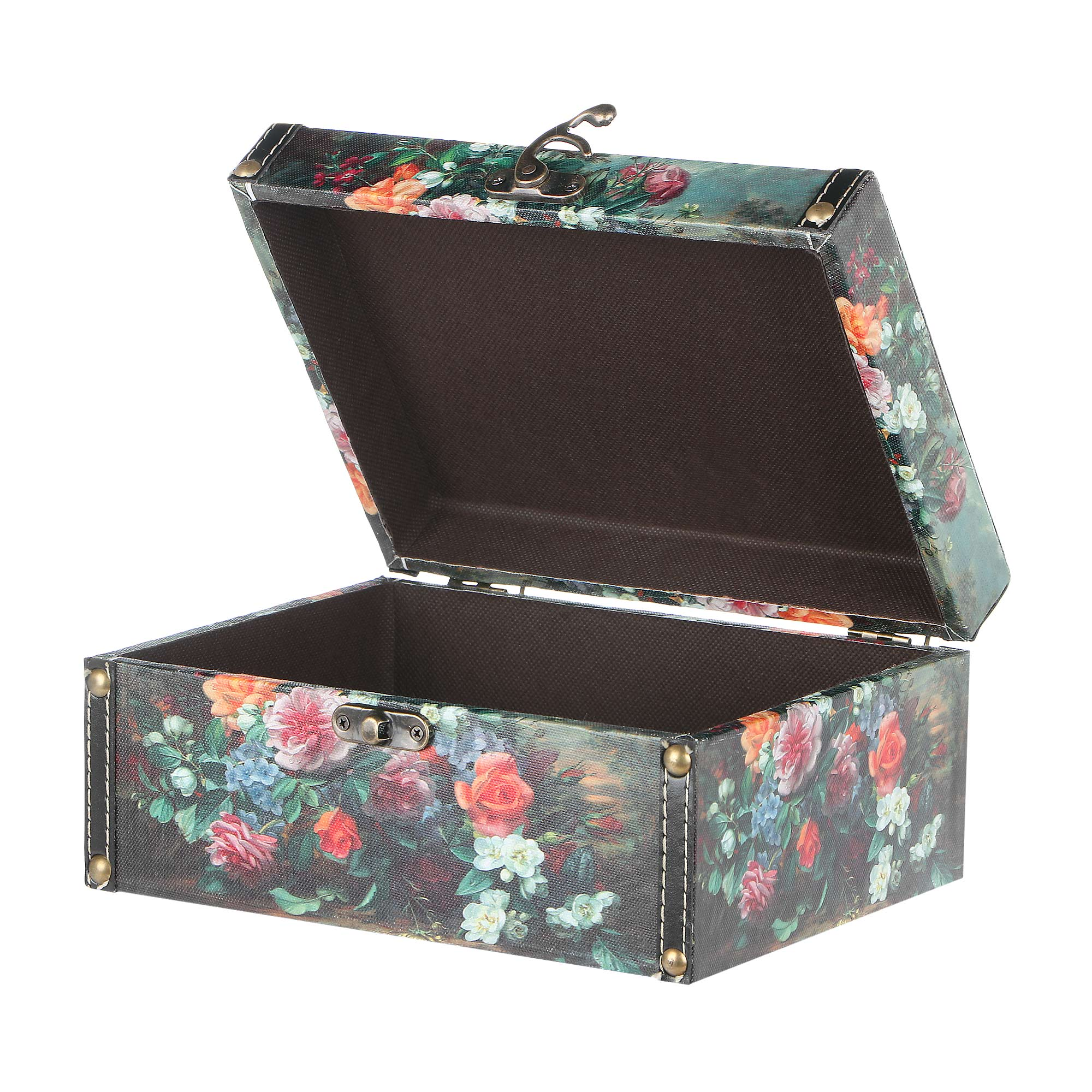 Сундук Fuzhou fashion home flowers 26х20х13 см