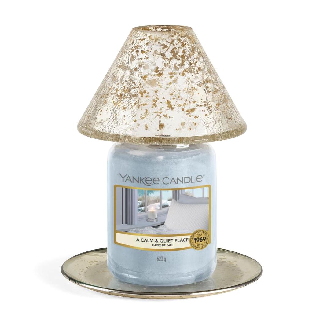 Набор Yankee Candle Кенсингтон для больших и средних свечей набор yankee candle романтика для малых свечей