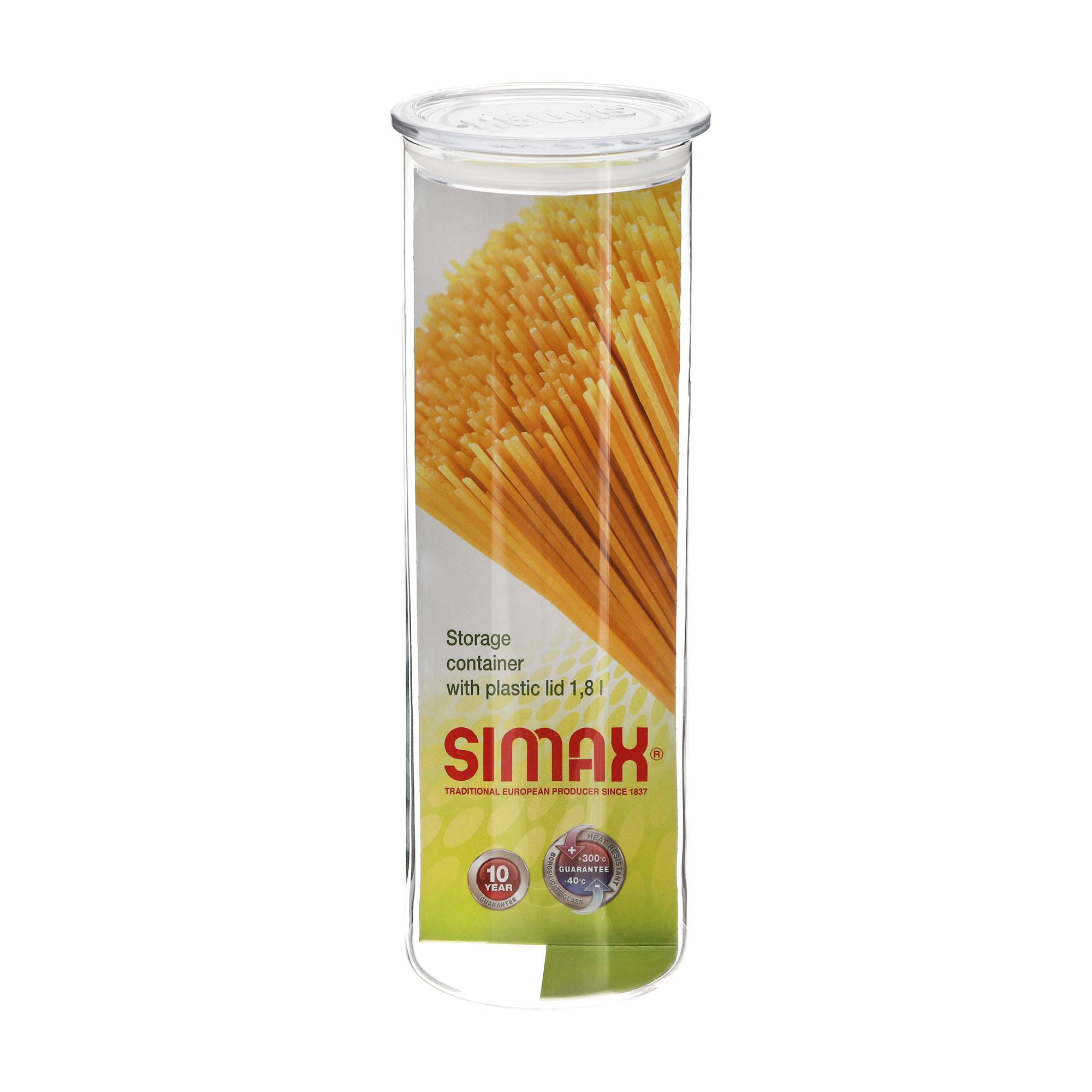 Фото - Банка для хранения Simax Classic 1,8 л банка для хранения wave 1 3 л стекло