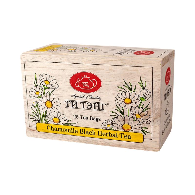 Чай черный Tea Tang Ромашка 25х2 г
