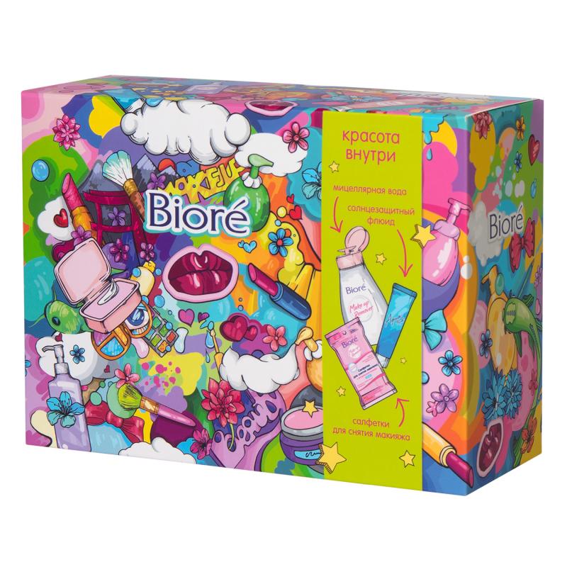 Набор подарочный Biore-I 3 предмета недорого