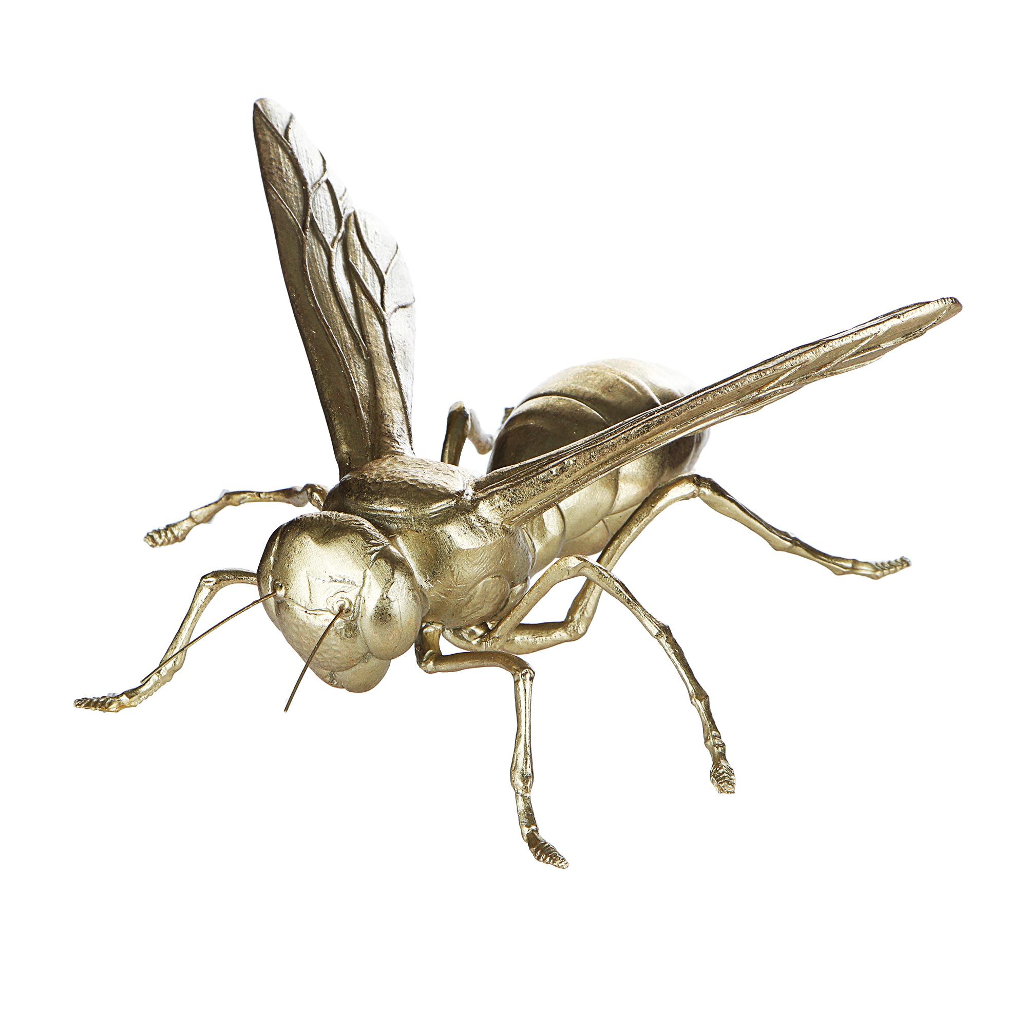 Фигурка декоративная Edelman Пчела 23,5x19 см
