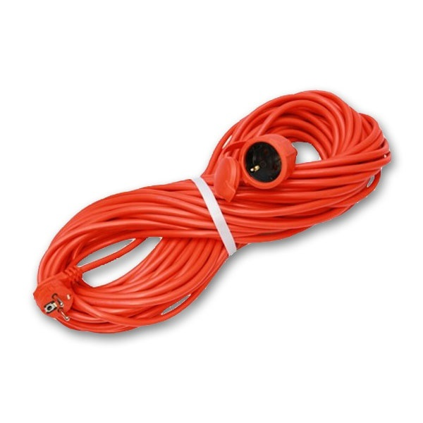 Удлинитель шнур Universal УШ-16 IP-54 ПВС 3*1 1 гнездо з/к 30м