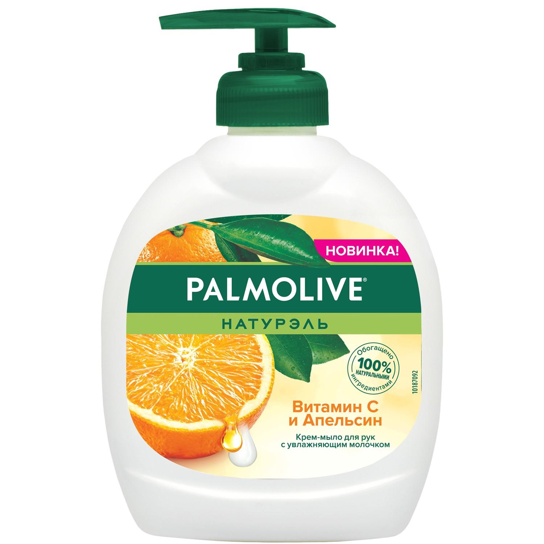 Жидкое мыло Palmolive Витамин С и Апельсин 300 мл