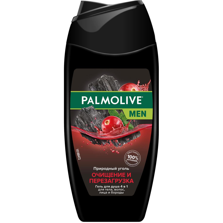 Фото - Гель для душа Palmolive Men Очищение и перезагрузка 250 мл гель для душа 4 в 1 palmolive men очищение и перезагрузка 250 мл