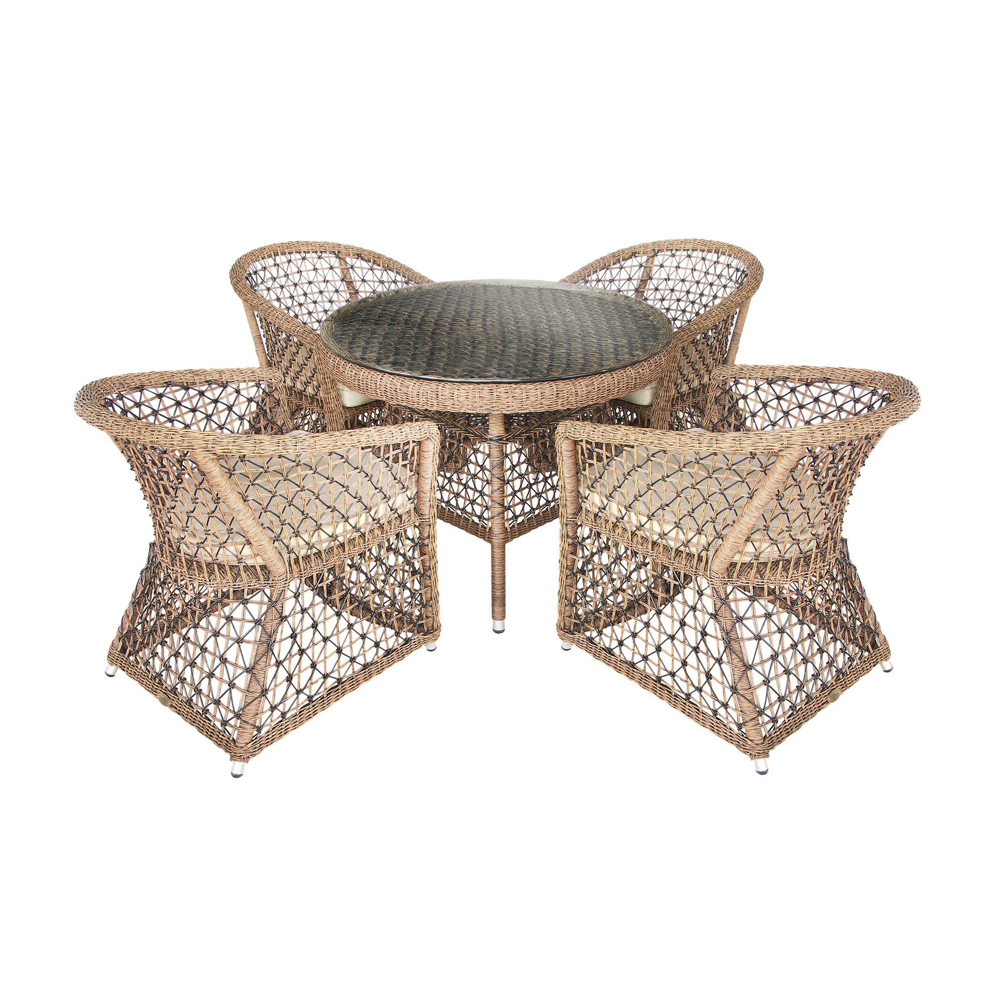 Фото - Комплект мебели Mavi rattan 117-4TCH 5 предметов рубашка mavi 021235 620