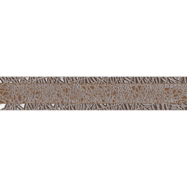 Фото - Бордюр Azori Камлот Мокка Крэш 27,8х5 керамическая плитка azori камлот мокка эйша 5х40 5 бордюр
