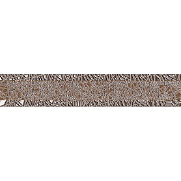 Фото - Бордюр Azori Камлот Мокка Крэш 40,5х5 керамическая плитка azori камлот мокка эйша 5х40 5 бордюр