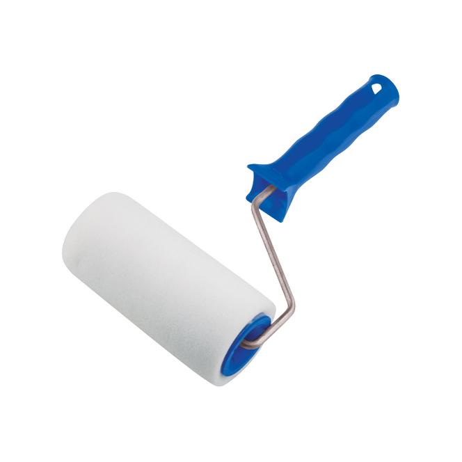 Валик СибрТех Поролон с ручкой 100 мм недорого