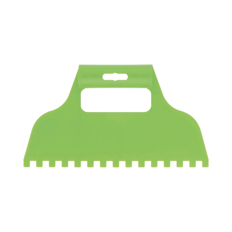 Шпатель для клея СибрТех зубчатый 8х8 230 мм массажер ленточный тимбэ продакшен зубчатый