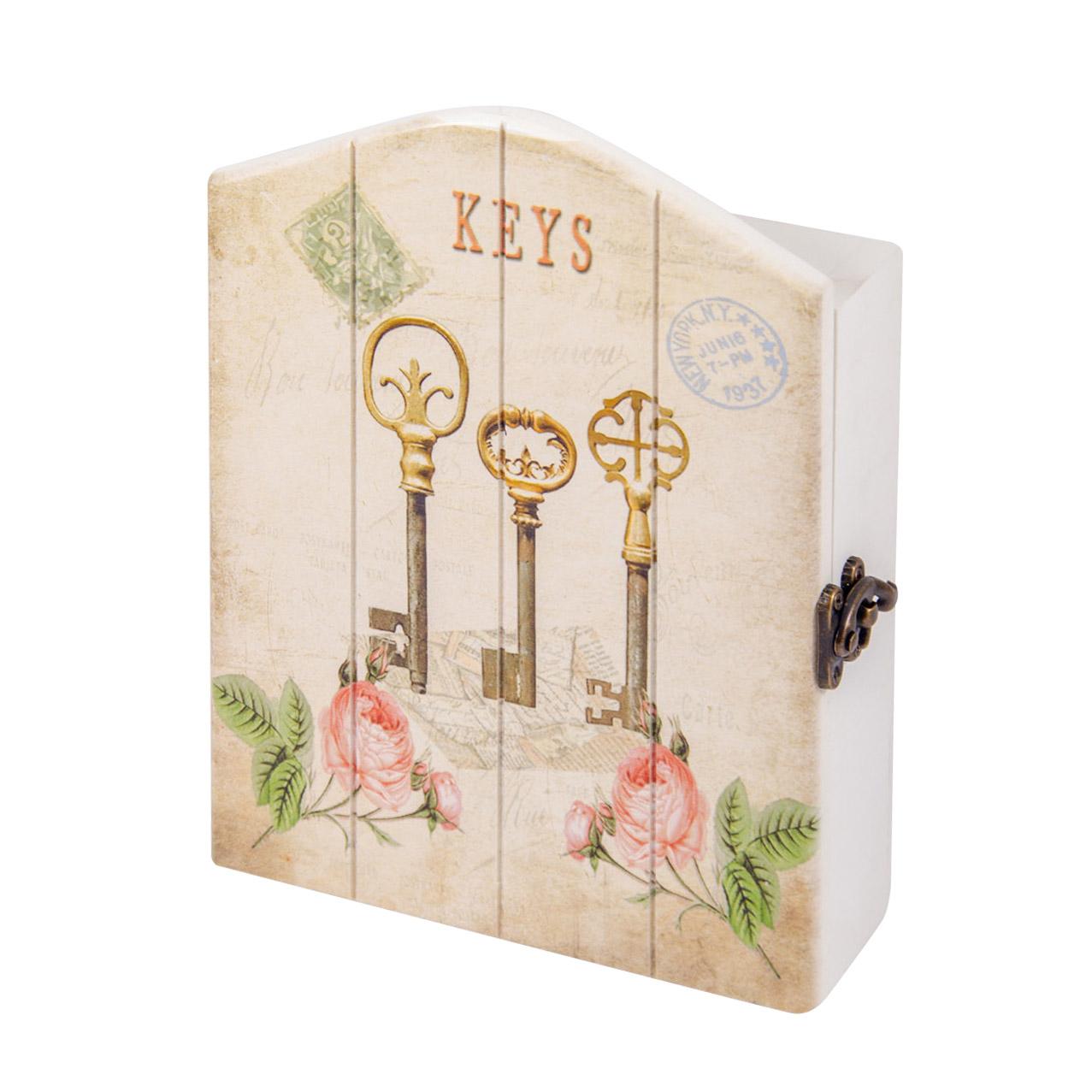 Ключница Русские подарки 16х5х22 см ключница art east охота 29 33 см