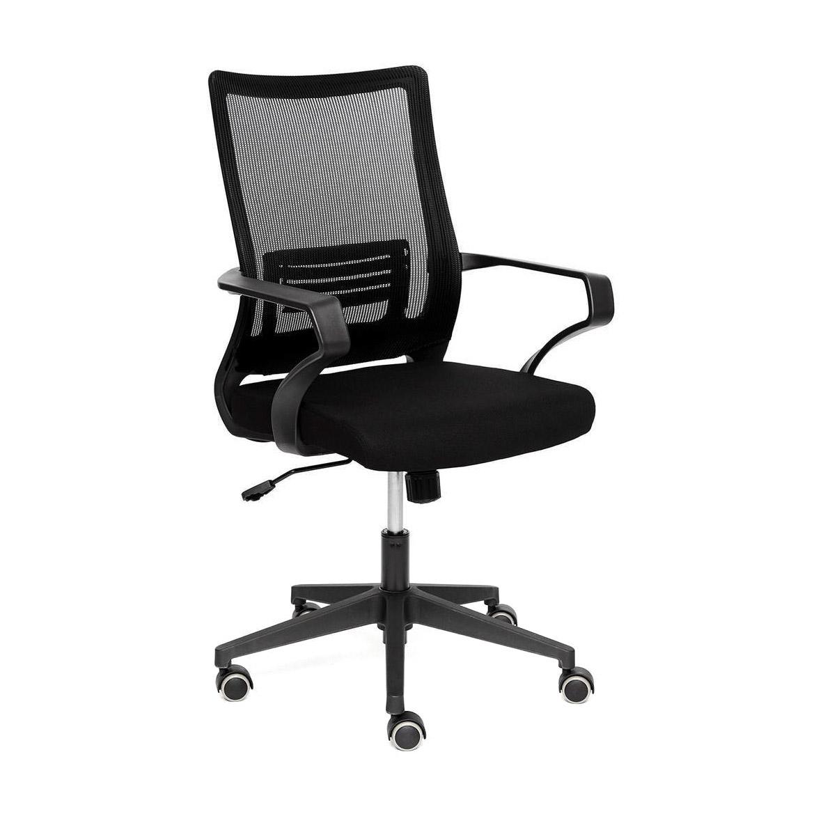 Кресло компьютерное TC черное 133х62х49 см компьютерное кресло turin компьютерное кресло