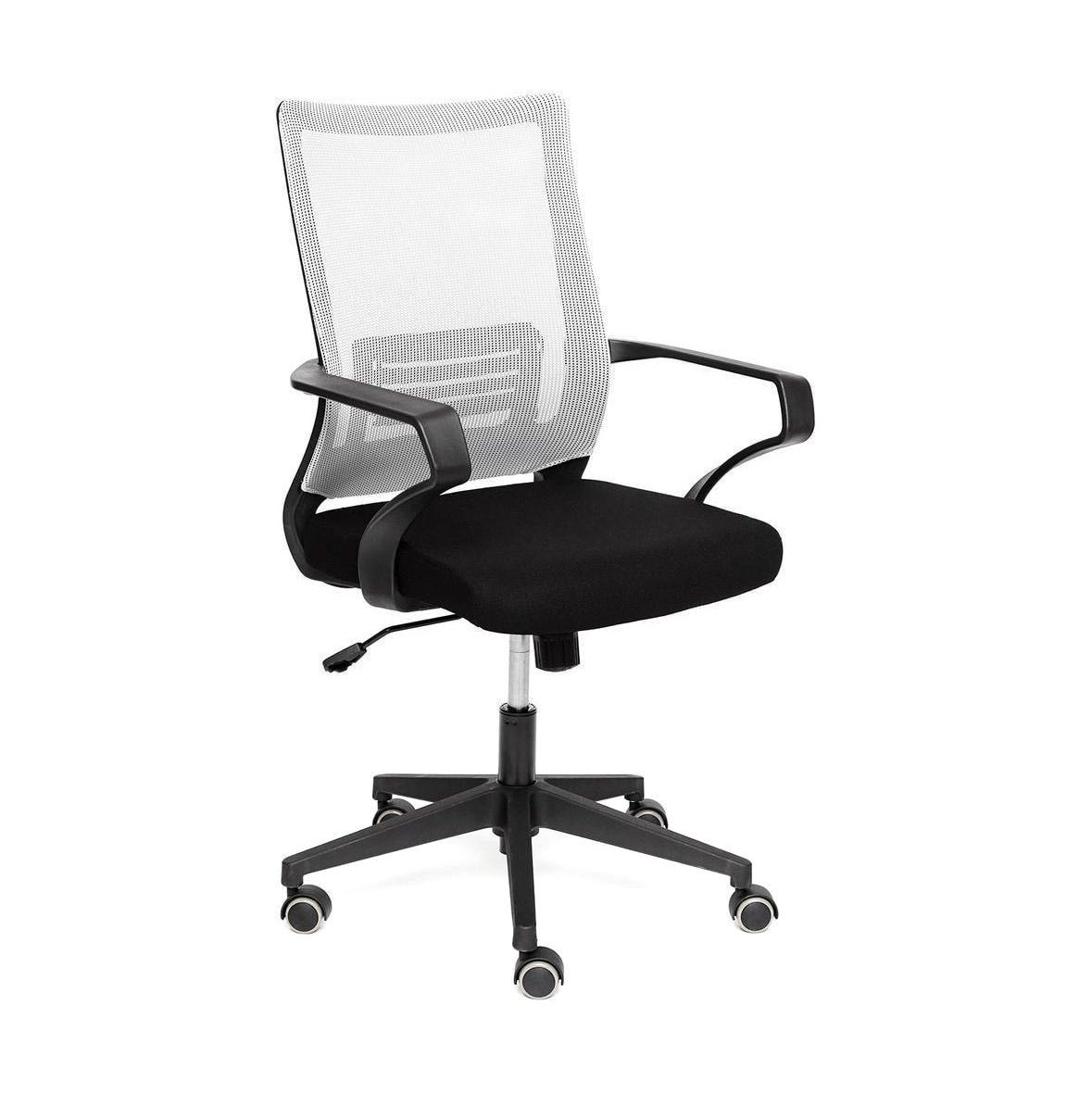 Кресло компьютерное TC 133х62х49 черный/серый