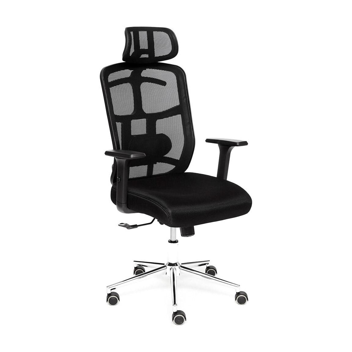 Кресло компьютерное TC черное 115х72х52 см кресло компьютерное tc черное 95 5х59х57 см