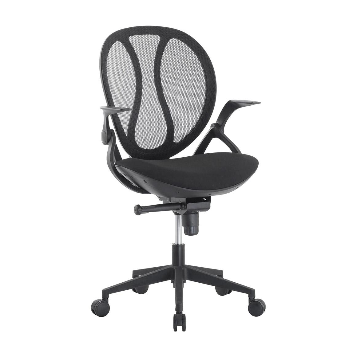 Кресло компьютерное TC черное 106,5х57,5х48 см компьютерное кресло turin компьютерное кресло