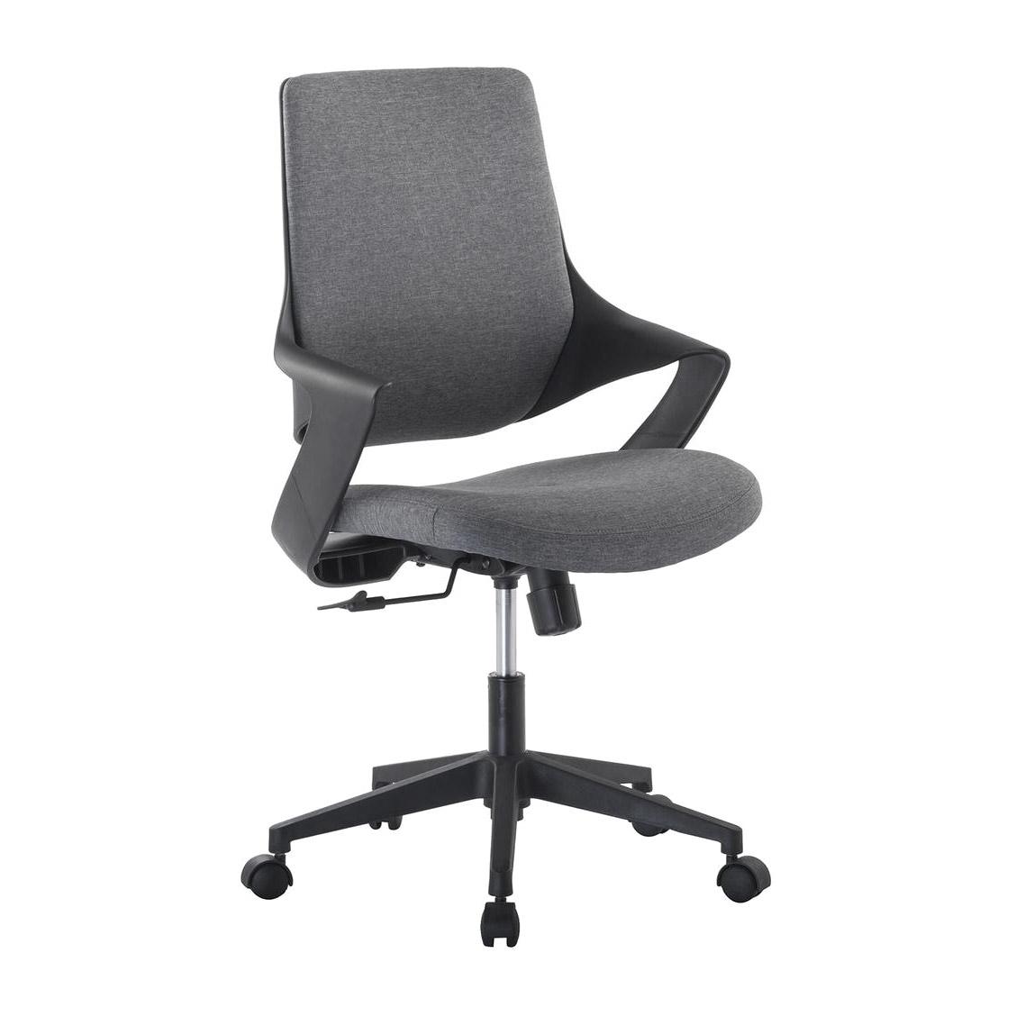 Кресло компьютерное TC черное 105х53х50 см компьютерное кресло turin компьютерное кресло