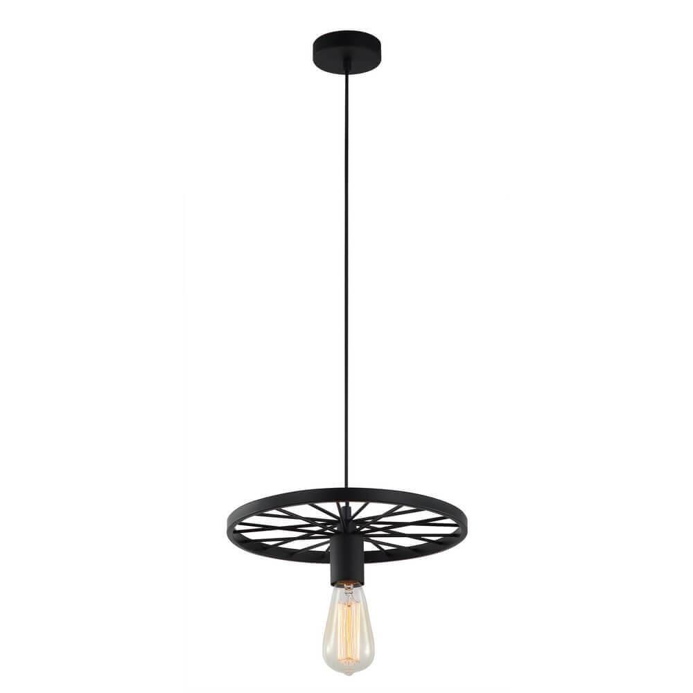Светильник подвесной Toplight Laurel TL1201H-01BK светильник подвесной toplight laurel tl1201h 01bk