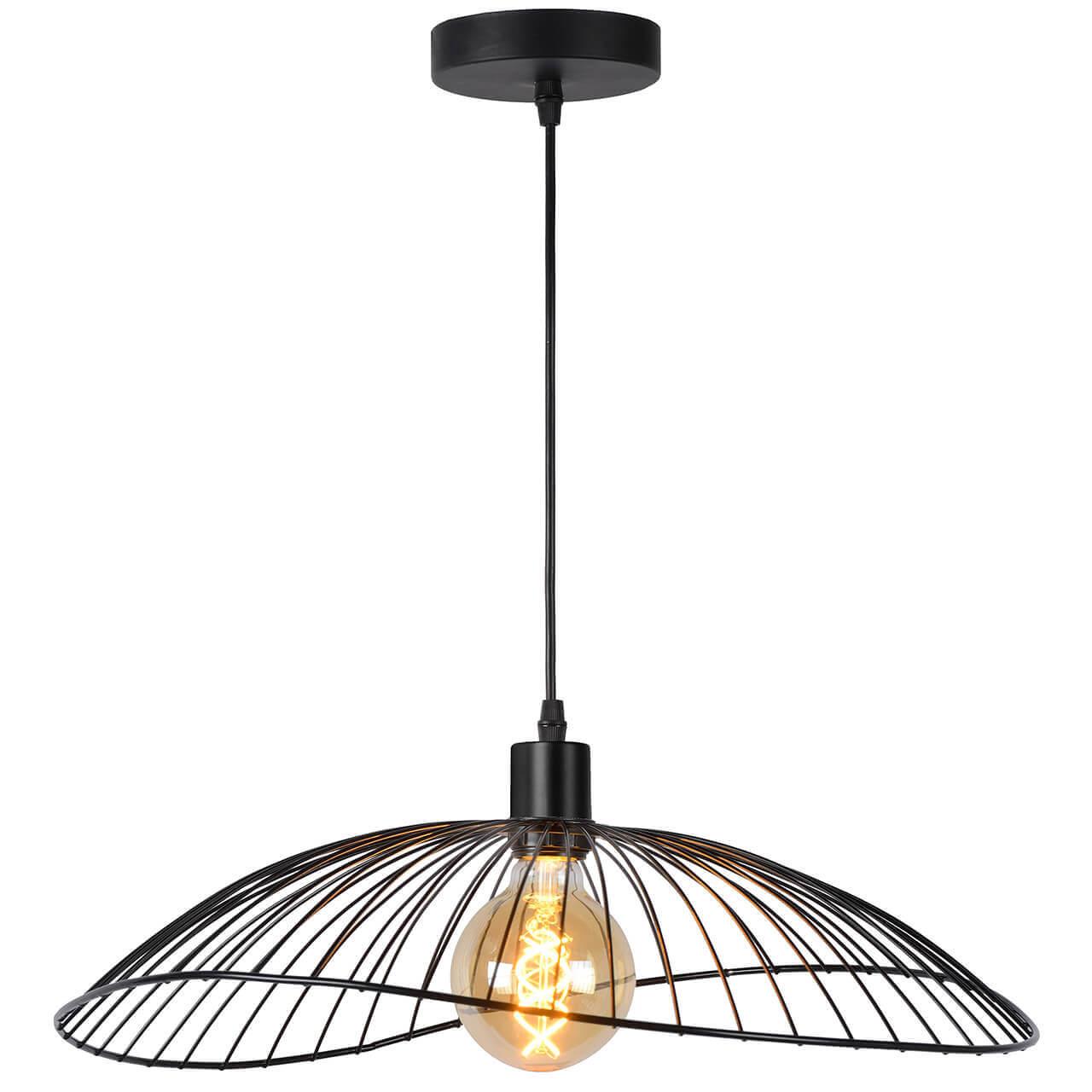 Светильник подвесной Toplight Agnes TL1196H-01BK светильник подвесной toplight laurel tl1201h 01bk