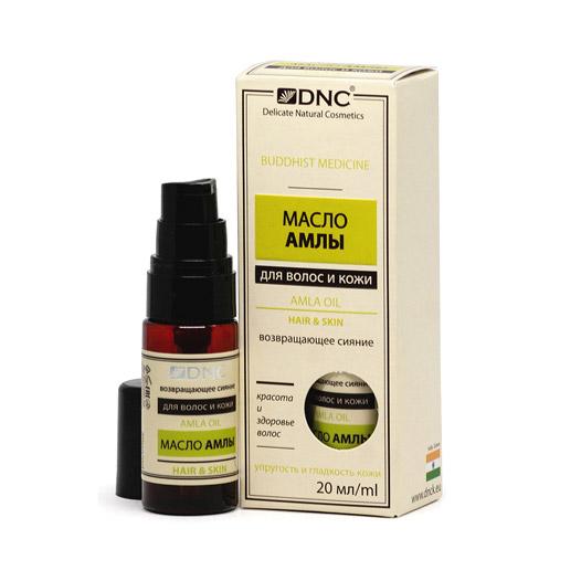 Масло амлы для волос и кожи DNC 20 мл кондиционер для волос dnc dnc dn001luzvw26