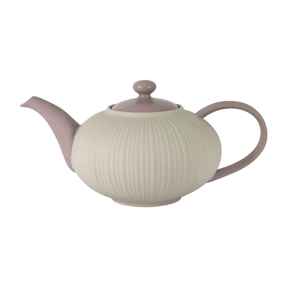 Чайник заварочный Home & Style Какао/Карамель 1 л заварочный чайник 1 5 л lilac 5520010 1