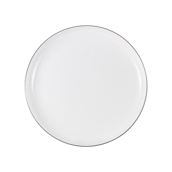 Тарелка закусочная Anna Lafarg Emily Арктика 19 см тарелка закусочная anna lafarg emily kamelia 19 см