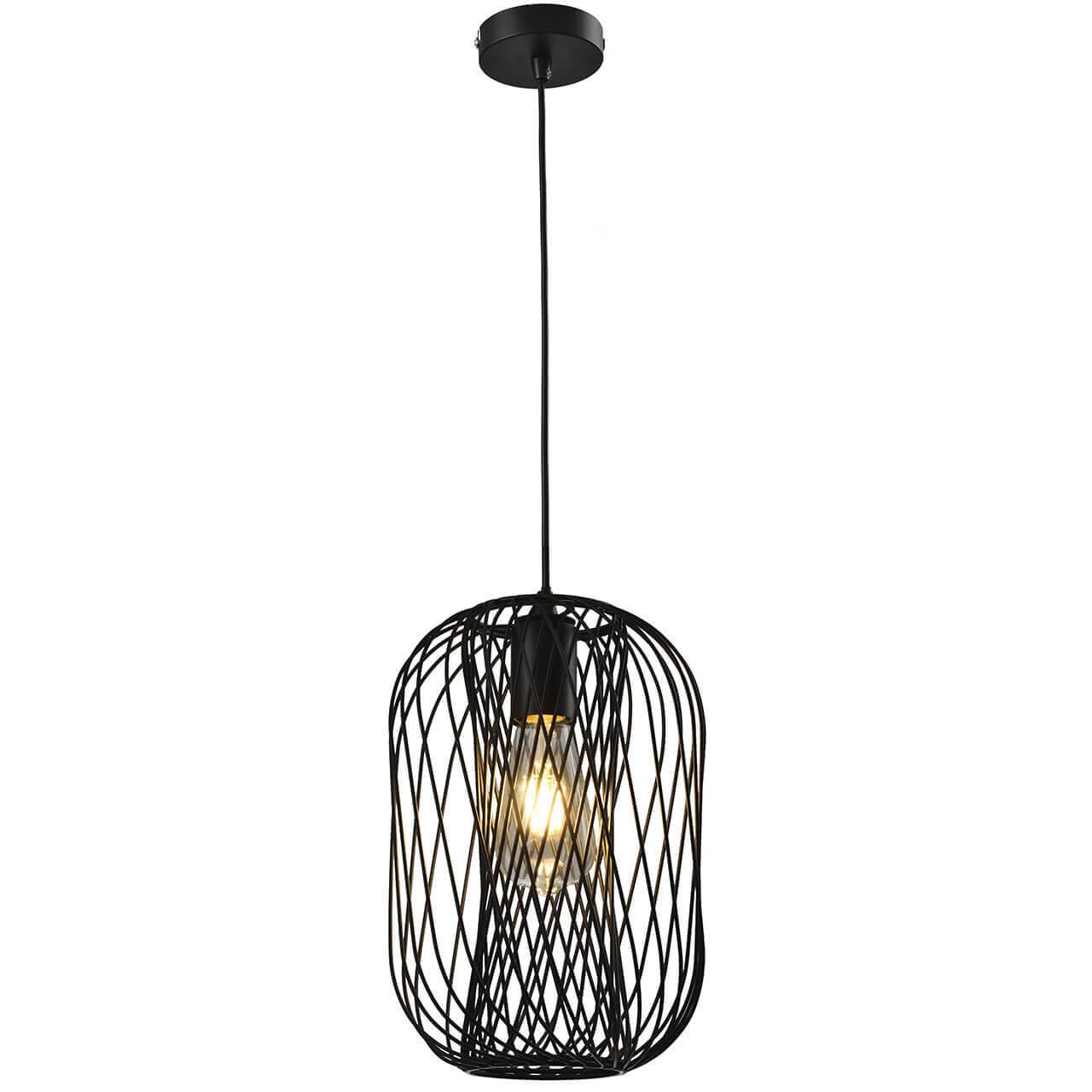 Светильник подвесной Toplight Debra TL1189H-01BK светильник подвесной toplight laurel tl1201h 01bk