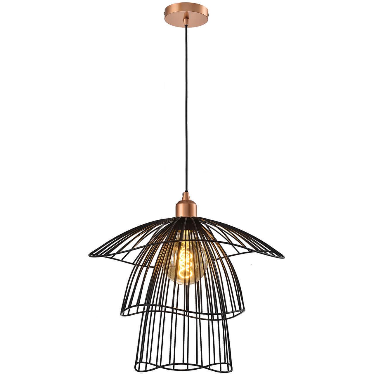 Светильник подвесной Toplight Phebe TL1192H-01BK светильник подвесной toplight laurel tl1201h 01bk