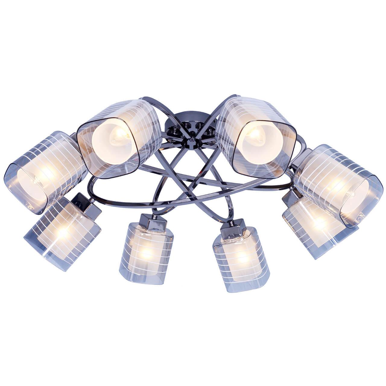 Люстра потолочная Toplight Wendy TL1198X-08BC