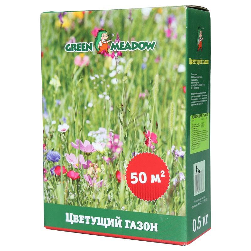 Газон Green Meadow цветущий 0.5 кг