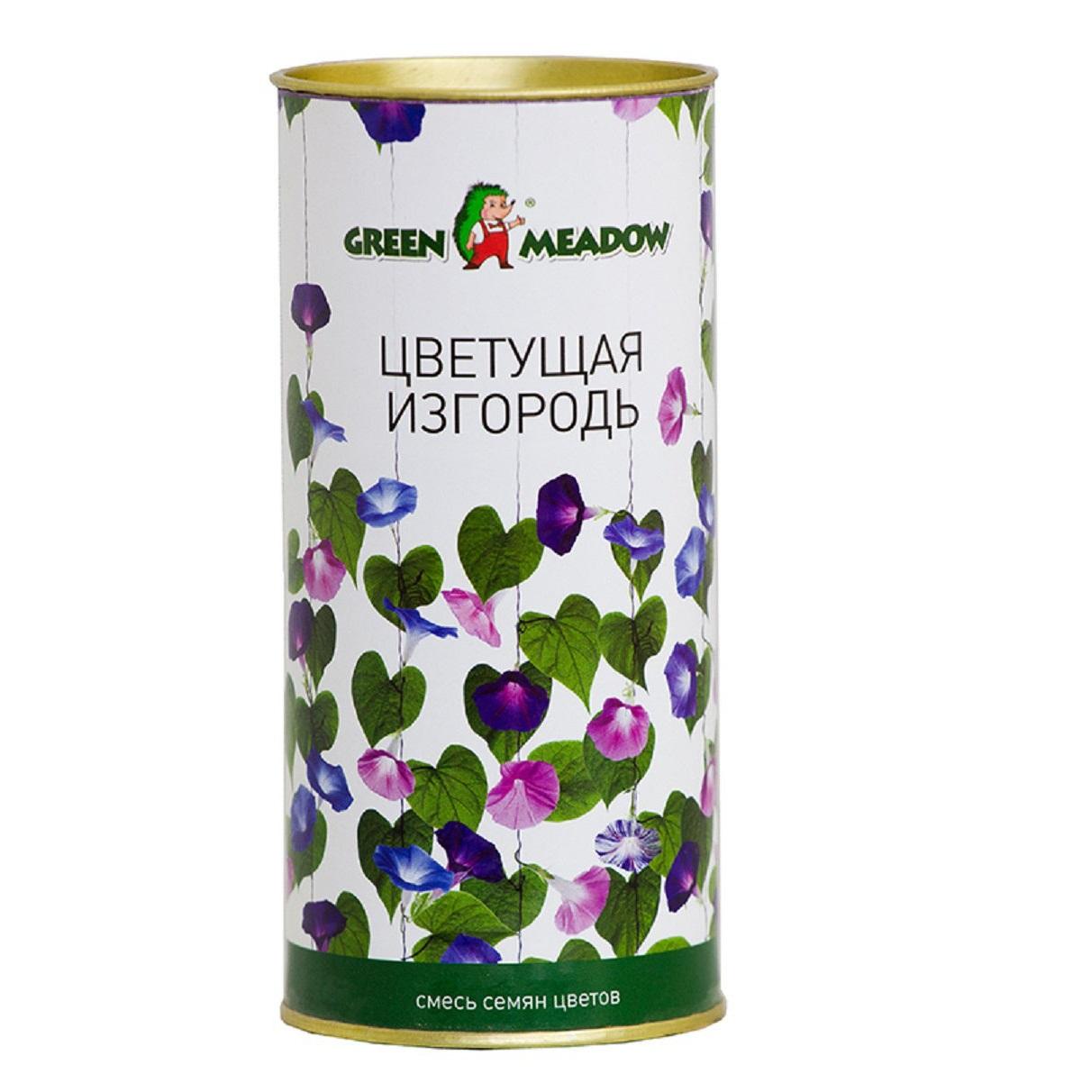 Смесь цветов Green Meadow цветущая изгородь 0.05 кг