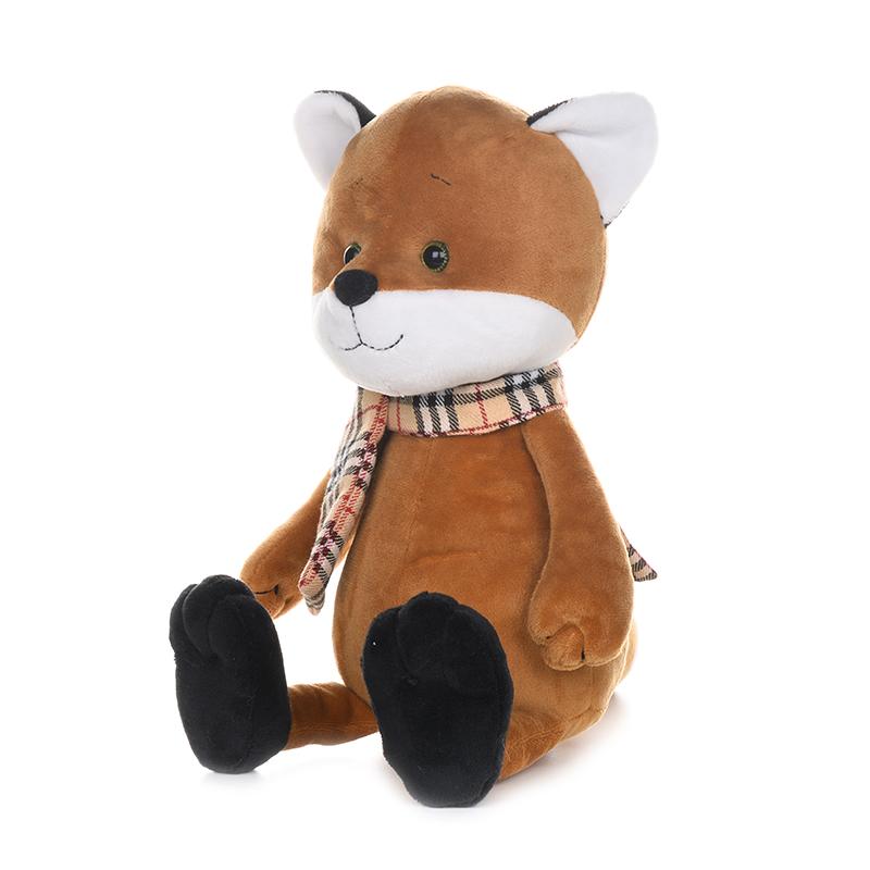 Игрушка мягкая Maxitoys Романтичный Лисенок 25 см мягкая игрушка fancy лисенок опал 15 см