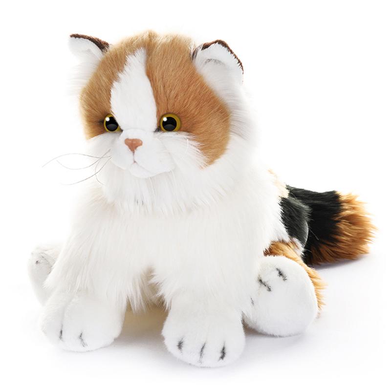 Игрушка мягкая Maxitoys Калико Кэт 30 см игрушка мягкая maxitoys калифорнийский кролик 30 см