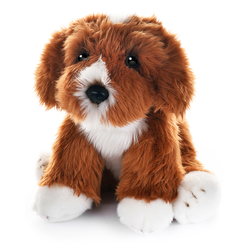Игрушка мягкая Maxitoys Собака Кавапу 30 см игрушка мягкая maxitoys калифорнийский кролик 30 см